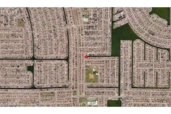 Cape Coral Freshwater lot for sale