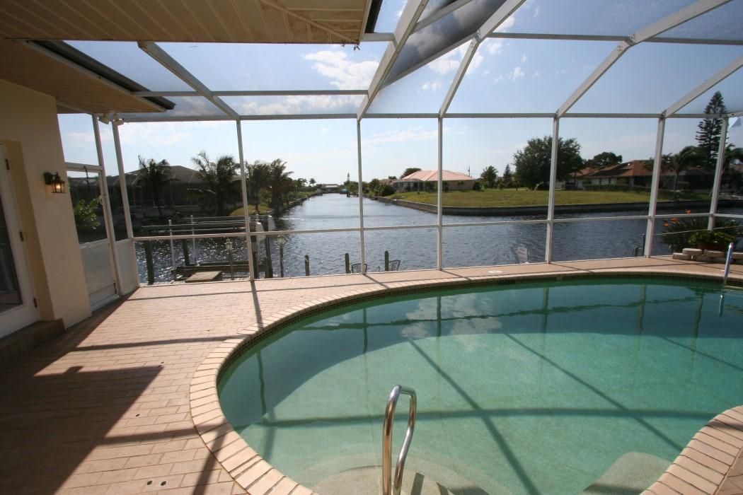 Gulf Access Homes In Cape Coral Fl Sold By Steelbridge