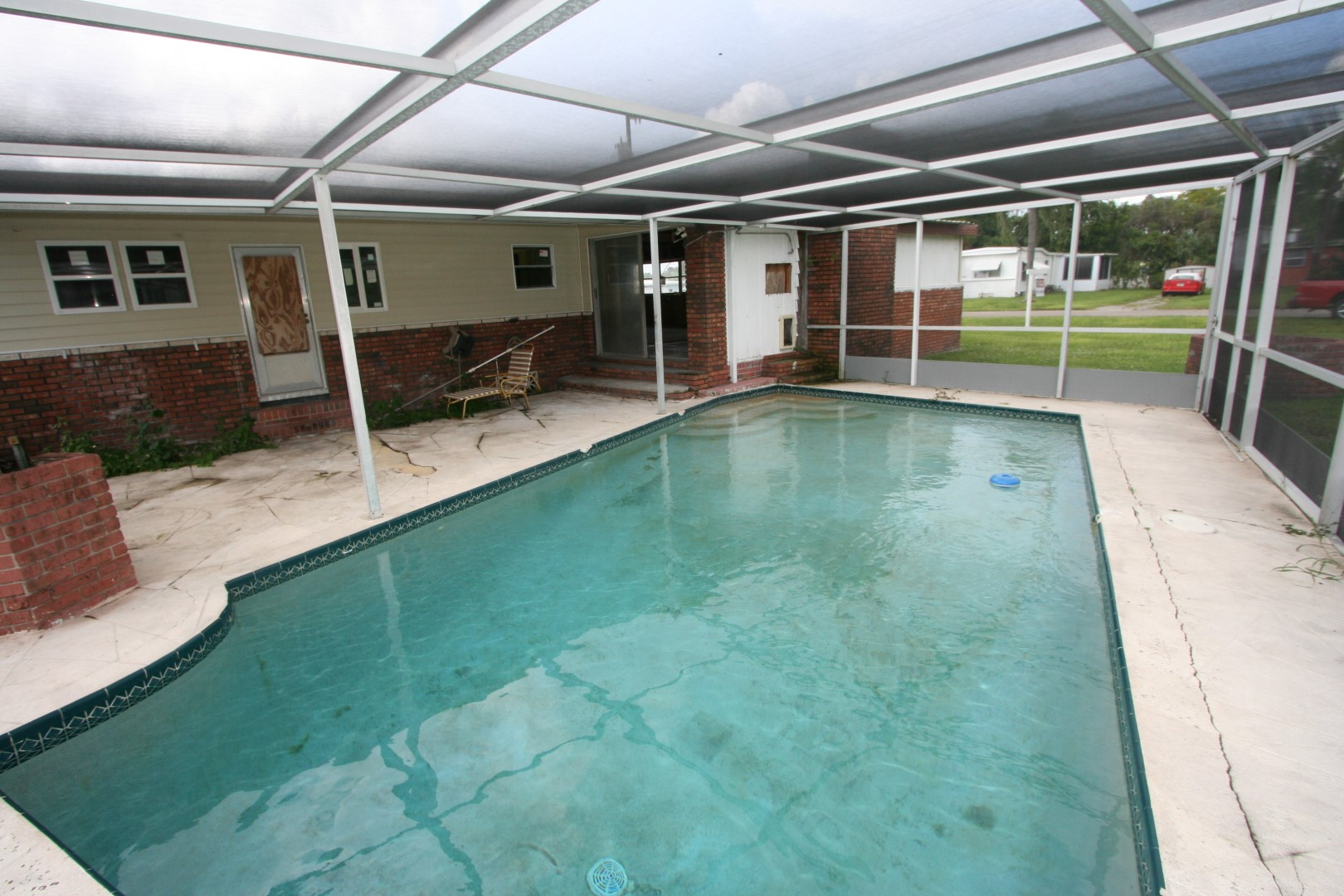 Mobile home north fort myers listed steelbridge realty llc for Manufactured pool house