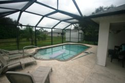 Pool home in Cape Coral Fl for sale