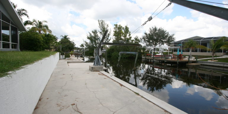 Cape Coral Gulf Access Opportunity