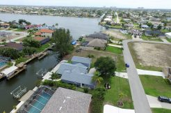 Cape Coral Gulf Access Home