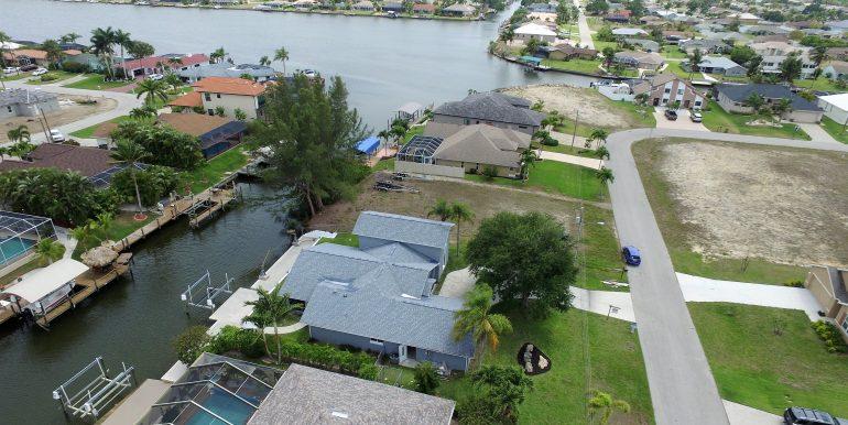 Cape Coral Gulf Access Home