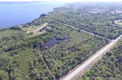 Development site in North Fort Myers