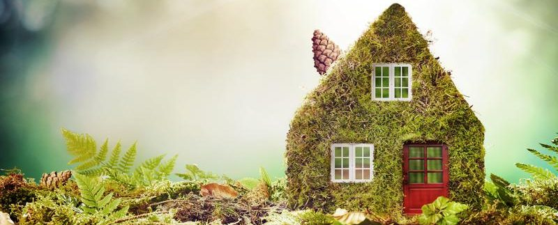 When building a new home, or renovating your current home, there are many green options with recycled materials that you can use to not only help create an eco-friendly home
