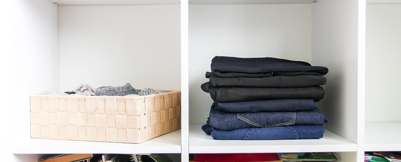 How to Make Room for More Storage Space in Your Home